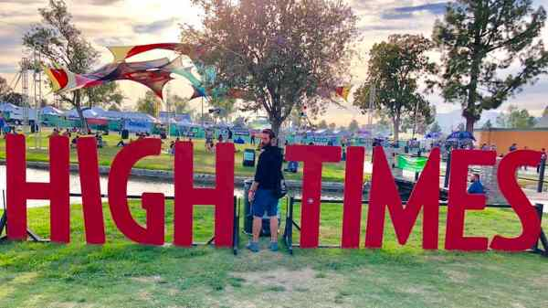 The 15 Dankest Things I Saw At The Cannabis Cup