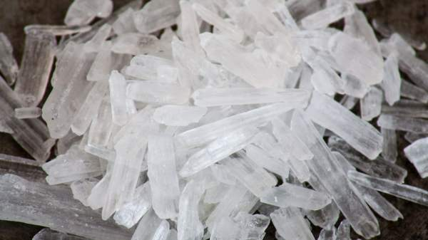 Spilled Crystal Meth Sickens Five and Causes Jail Shutdown