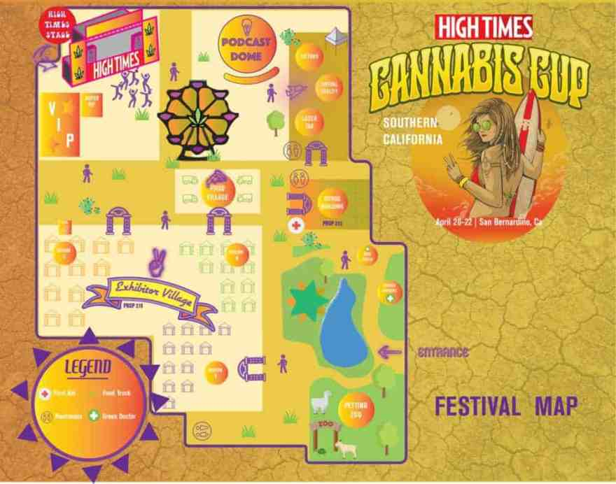 12 Reasons To Get Excited for the SoCal Cannabis Cup 2018