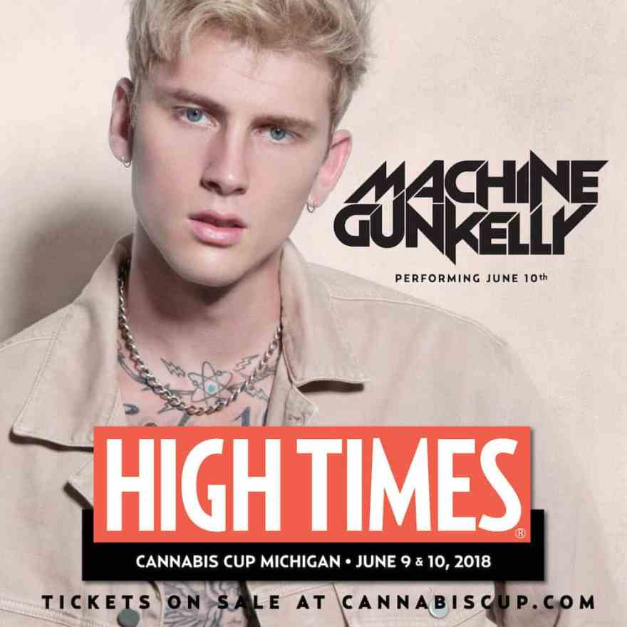 Here's The Music Lineup for the 2018 Michigan Cannabis Cup