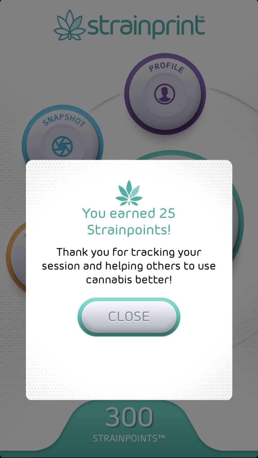 Strainprint: The App that Can Actually Help You Find Your Perfect Strain