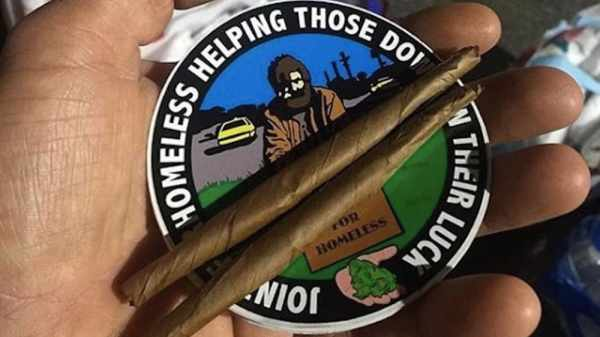 Joints For Homeless Offers Compassion and Cannabis