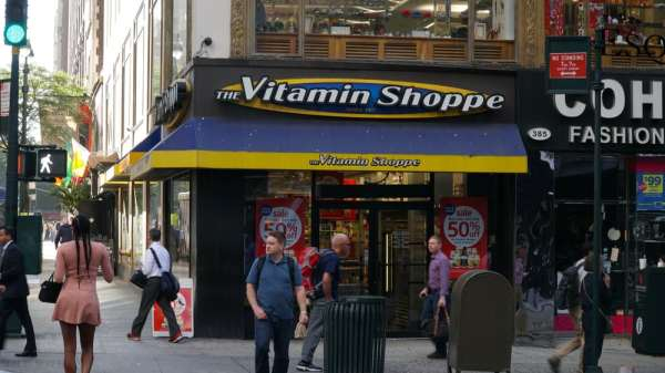 Vitamin Shoppe Becomes Latest Major Chain to Start Selling CBD