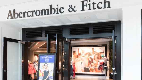 Abercrombie & Fitch To Sell CBD Products at Over 160 Locations