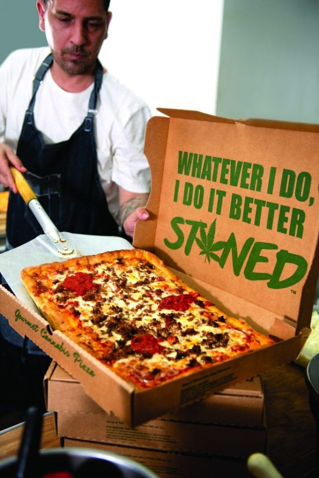 Stoned Pizza Is Fixin' To Get L.A. Baked