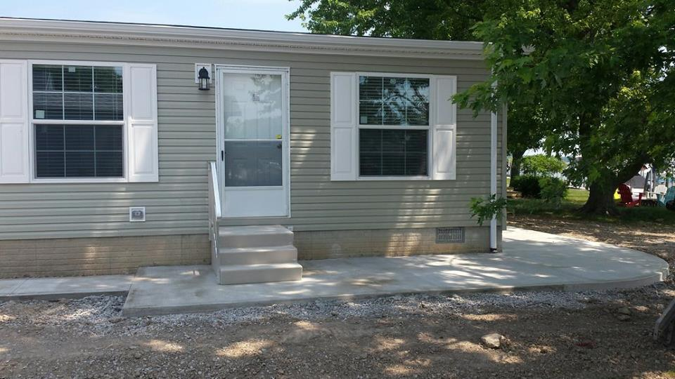 High Touch Homes Catawba Island front-door