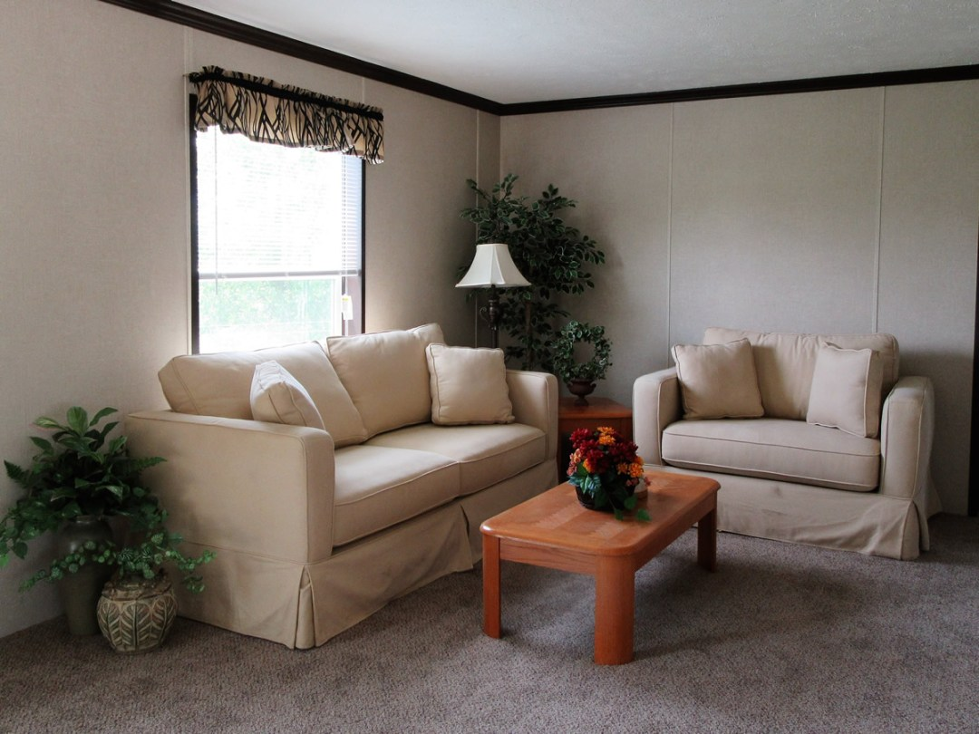 High Touch Homes LM-2 Living Room View 2