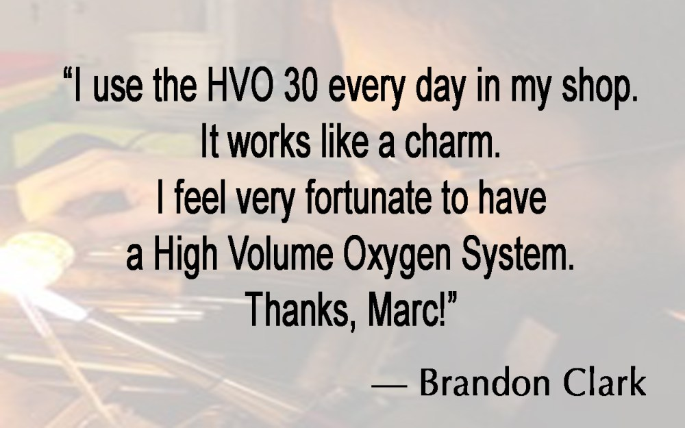 I use the HVO 30 every day. It works like a charm.