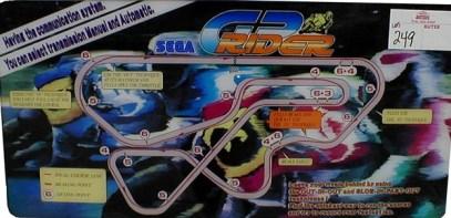 GPrider map