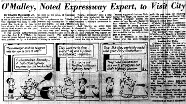 june 4 1950-expressway expert to visit Richmond-news