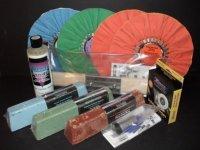 Customized Signature Series Aluminum Polishing Kit