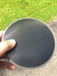 "6"" High Speed Sanding Backing Plate"