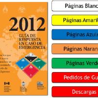 RIESGOS QUÍMICOS - CIQUIME - LIBRO NARANJA 2012