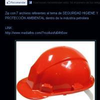SEGURIDAD PETROLERA - SEGURIDAD, HIGIENE Y PROTECCIÓN AMBIENTAL