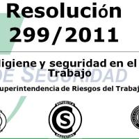 RESOLUCIÓN 299-11 - SRT - EPP