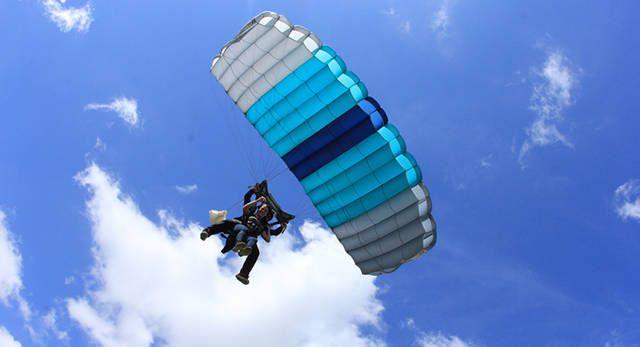 Curso de Paracaidismo ¡Vuela por lo Alto!