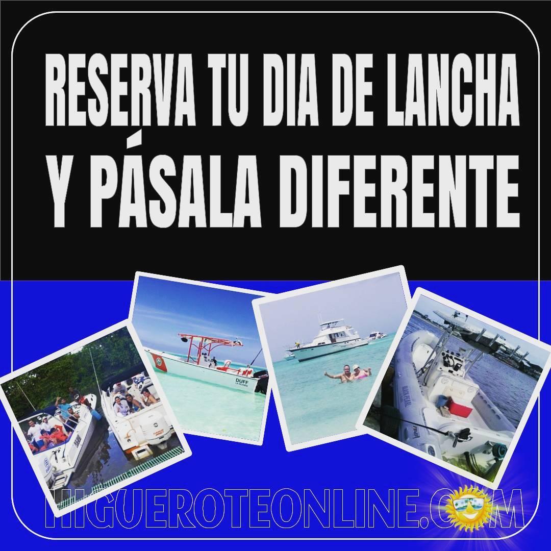 Alquiler De Lancha En Higuerote