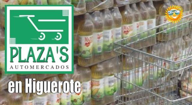 Automercados Plaza's en Higuerote Clase Aparte