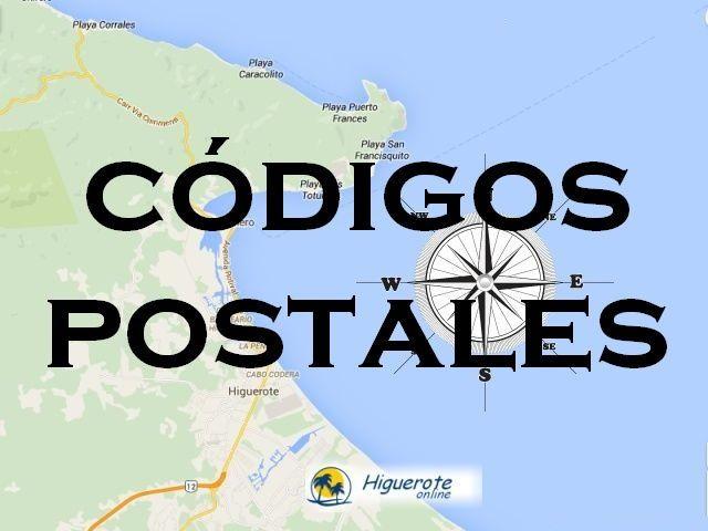 Códigos Postales del Municipio Brión- Parroquia Higuerote