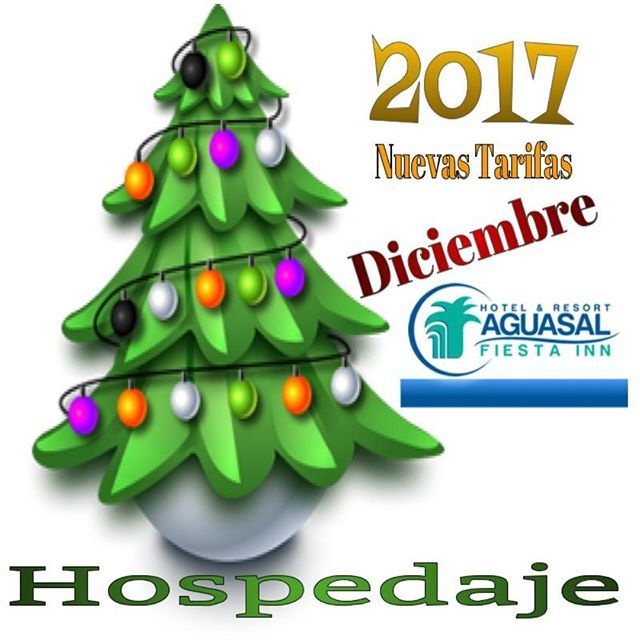 Lista de Precios Hotel & Resort Fiesta Inn Aguasal