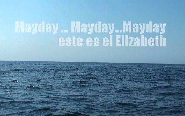 """El Naufragio del  """"ELIZABETH"""" en la Isla de la Tortuga"""
