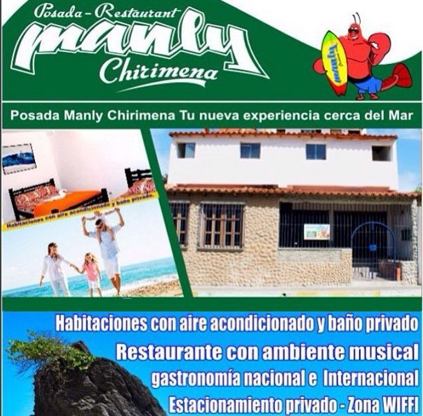 Posada Manly en Chirimena