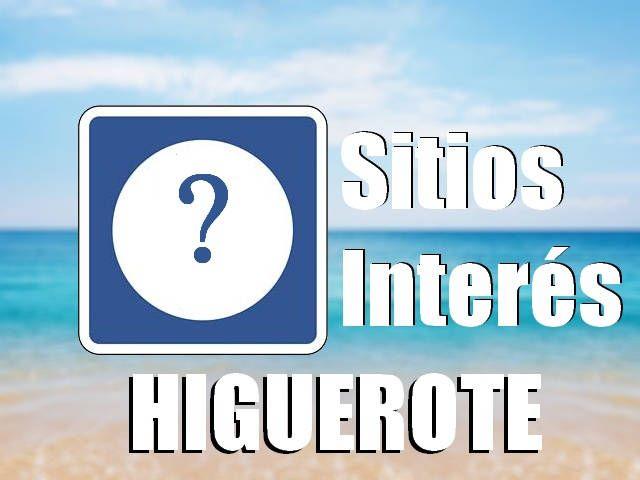 Sitios de Interés en Higuerote.Mapa Interactivo