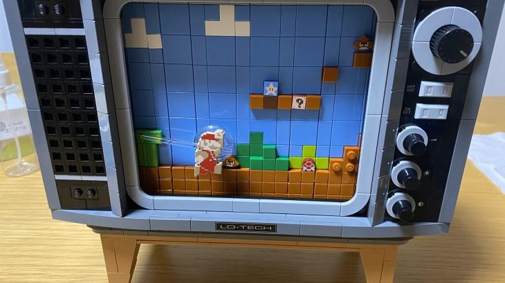 【写真付きレビューその2】LEGO スーパーマリオ Nintendo Entertainment System 71374