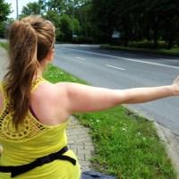 Jak autostopować - część 5