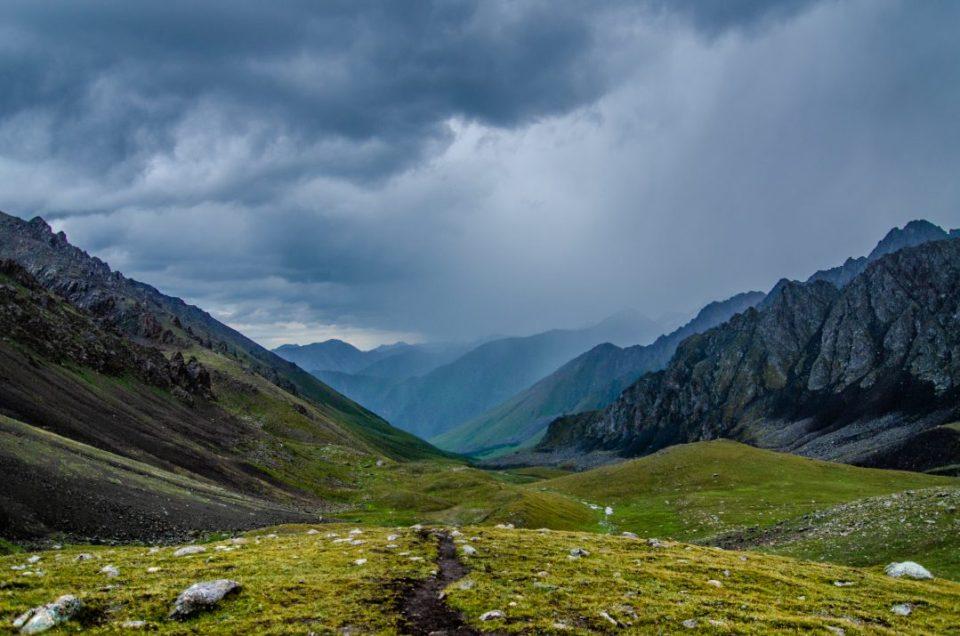 Co warto w Kirgistanie: trekkingi górskie
