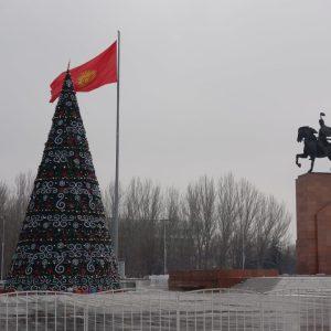 Boże Narodzenie na świecie: Kirgistan