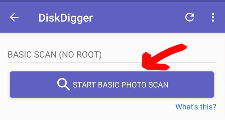 HOW TO RECOVER DELETED PICTURES FROM ANDROID PHONE without