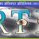 सूचना का अधिकार अधिनियम 2005 निबंध Essay On Right To Information In Hindi