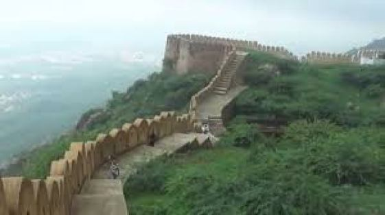 Taragarh fort Ajmer History In Hindi