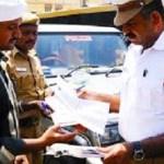 ट्रैफिक पुलिस पर निबंध essay On Traffic police in hindi