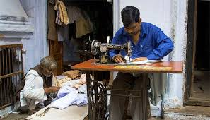 Essay on Tailor in Hindi