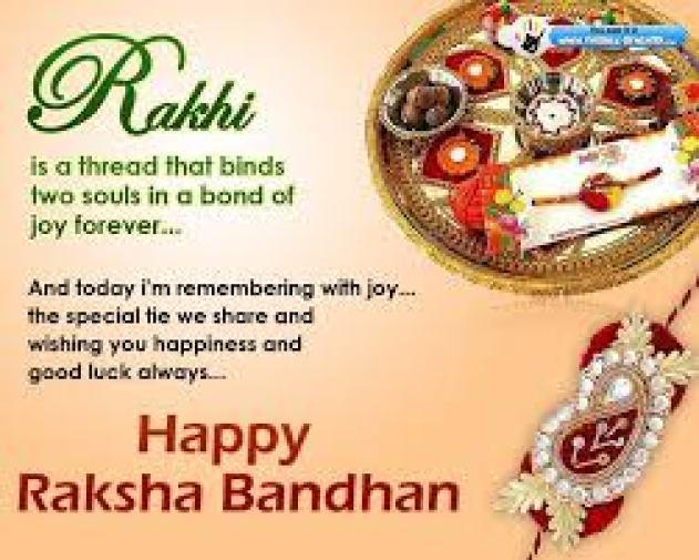 Rakhi Raksha Bandhan New Status Photo Pics images