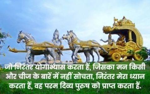 Krishna Quotes On Truth In Hindi