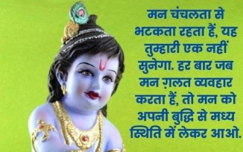 Radha Krishna Status Images Shayari Quotes
