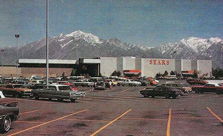 Fashion Place Mall Salt Lake City Utah Carol DaRonch Ted Bundy