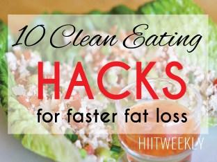 clean eating hacks for beginners