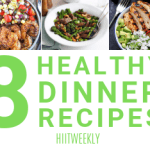 Looking for clean eating meal ideas to keep you excited? Here are 8 yummy clean eating meal ideas for dinner that are healthy.