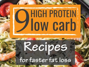 High Protein Low Carb Recipe ideas