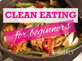clean eating for beginners tips and tricks