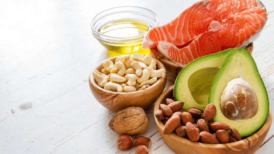 healthy fats for healthy living