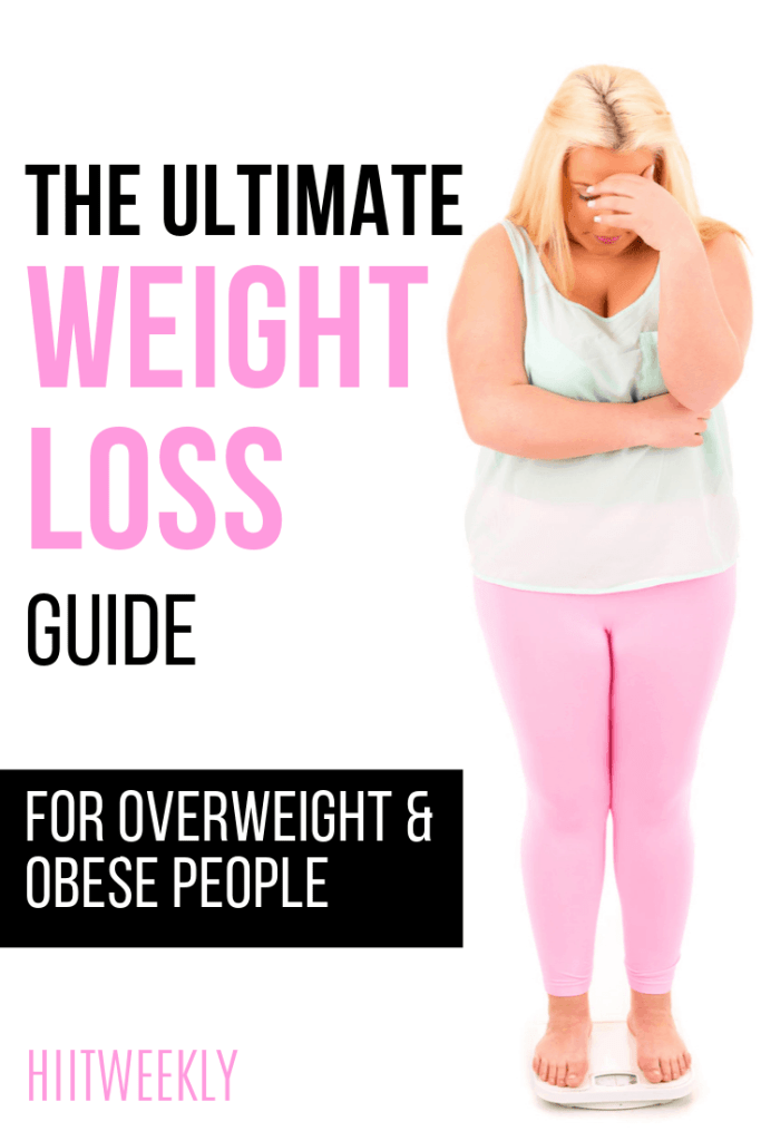 Losing weight is hard but it doesn't have to be. In this guide we show you exactly how to lose weight, its especially useful if you are currently overweight or obese.