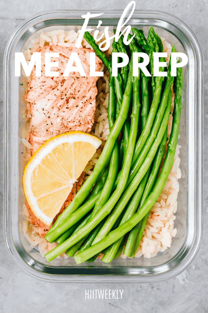 Get some tasty fish and shellfish recipes ideas that you can meal prep ahead of time. Fish meal prep recipes.