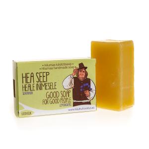 Hea seep heale inimesele, sidrunhein