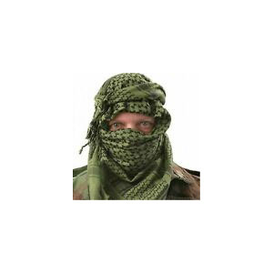Scarf Keffiyeh Shemagh Arab Original Authentic Quality Military Green