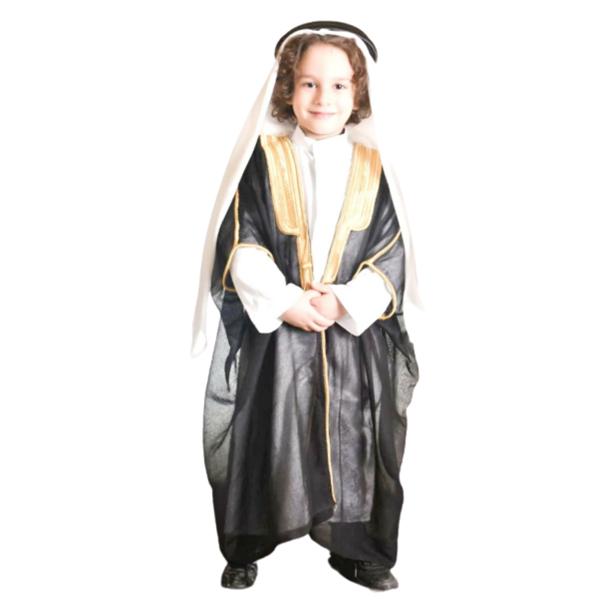 BOYS & Youth BISHT CLOAK ARAB DRESS THOBE SAUDI ROBE BOYS ABAYA
